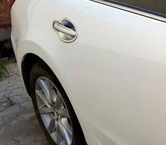 AL-II-4297 カバー トリム スタイリング アクセサリー クローム CX-8 エクステリア 2018 ABS マツダ ドア 2017 ボウル AL 適用: ハンドル CX8 ステッカー サイド