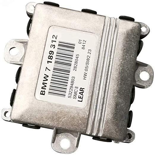 送料無料 AL 7189312 配送員設置送料無料 ヘッドライト アダプタ ドライブ コントロール ユニット モジュール 適用: E60 E90 BMW AL-II-7120 E61 E91 5 特価キャンペーン 7シリーズ 3
