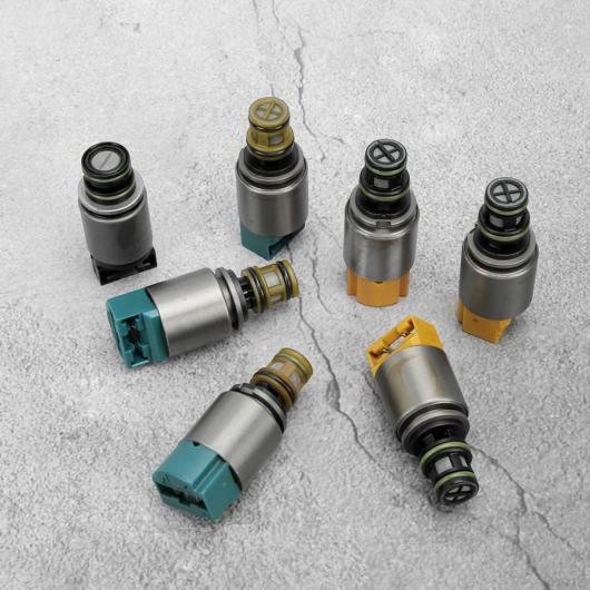 品質一番の AL 7ピース トランスミッション AL ソレノイド キット 7ピース ZF6HP21 ZF6HP21 6HP-21 適用: ランドローバー レンジ ローバー/ROVER 2009 アクセサリー バルブ AL-JJ-0087, コトブキ無線CQショップ:53a9b2ce --- inglin-transporte.ch