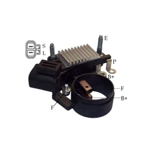 人気沸騰ブラドン AL オルタネーター 適用: 電圧 電圧 レギュレーター 10ピース 適用: 05-035 10ピース AL-JJ-1916, luby ファッション:1ed61b23 --- dibranet.com