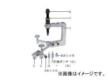 日平機器/NIPPEI KIKI クイックリベッター HR-612