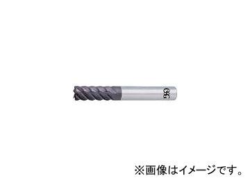 オーエスジー/OSG 超硬エンドミル WXS 多刃ショート 8mm WXSEMS8(6362303)