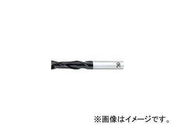 オーエスジー/OSG 超硬エンドミル FX 2刃ロング 2.5mm FXMGEDL2.5(2003392)