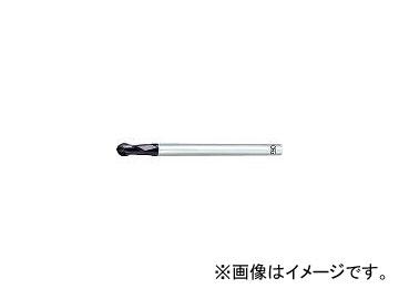 オーエスジー/OSG 超硬エンドミル FX2刃ロングシャンクボール R2.5 FXLSMGEBDR2.5(2007231)