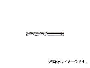 限定価格セール! 35mm EDL35(2007100):オートパーツエージェンシー ハイスエンドミル オーエスジー/OSG 2刃ロング-DIY・工具