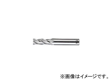 オーエスジー/OSG ハイスエンドミル センタカット 多刃ショート 40mm CCEMS40(2017709)