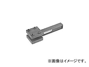 スーパーツール/SUPER TOOL 三方バイトホルダー(バイト寸法:13×13×100) KBT30(3617726) JAN:4967521091206
