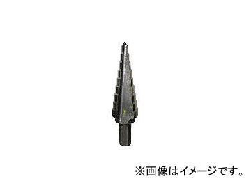 ロブテックス/LOBSTER ステージドリル 13段 軸径10mm LB635(3356531) JAN:4963202050357