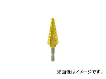 ロブテックス/LOBSTER ステージドリル コーティング 9段 六角軸 LBH521G(3722279) JAN:4963202058797