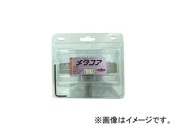 ユニカ/unika 超硬ホールソーメタコア 100mm MCS100(4169051) JAN:4989270510623