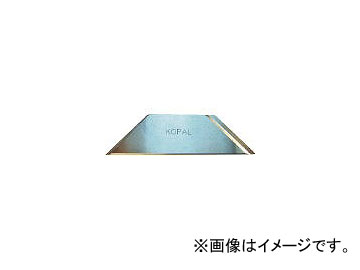ノガ・ジャパン/NOGA K1内外径カウンターシンク90°外径用ブレード刃先14°HSS KP0431014(4044967) JAN:4534644066611