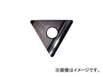 富士元工業/NICECUT デカモミ専用チップ 超硬K種 TiAlNコーティング T32GUX NK8080(2280965) JAN:4562112031342 入数:12個