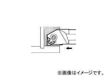 京セラ/KYOCERA ねじ切り用ホルダ CINR3025S22(1445189) JAN:4960664043156