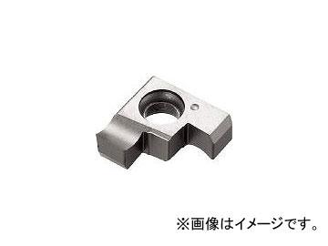 京セラ/KYOCERA 溝入れ用チップ PVDコーティング GER100005A PR1025(6448291) JAN:4960664463015 入数:10個