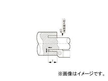 京セラ/KYOCERA 溝入れ用ホルダ KFMSR2525M851103(6451365) JAN:4960664146550