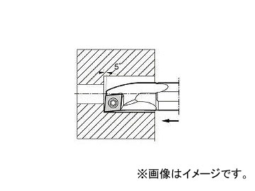 京セラ/KYOCERA 内径加工用ホルダ S08XSCLCR0610A(3578313) JAN:4960664541331