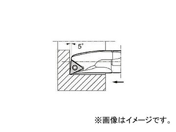 京セラ/KYOCERA 内径加工用ホルダ S08XSTLCR0910A(3578330) JAN:4960664541850
