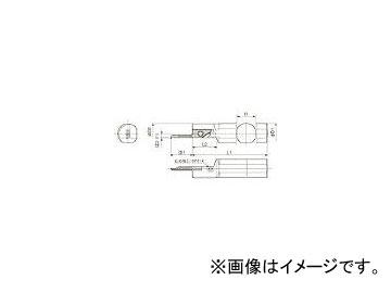 京セラ/KYOCERA 内径加工用ホルダ S20HSVNR12SN(6488650) JAN:4960664410866