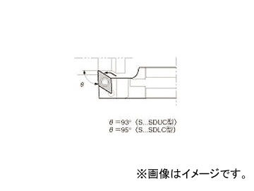 京セラ/KYOCERA スモールツール用ホルダ S25KSDUCL11(6521428) JAN:4960664409907