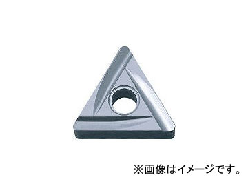京セラ/KYOCERA 旋削用チップ PVDサーメット TNGG160408RC PV7025(6496385) JAN:4960664618361 入数:10個