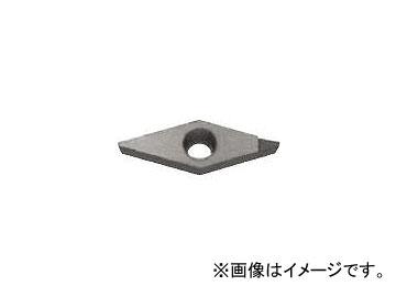 京セラ/KYOCERA 旋削用チップ ダイヤモンド VBMT110302NE KPD001(6418252) JAN:4960664462353