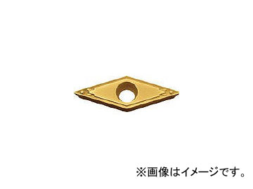 京セラ/KYOCERA 旋削用チップ PVDサーメット VBMT160404HQ PV7010(6498973) JAN:4960664549788 入数:10個