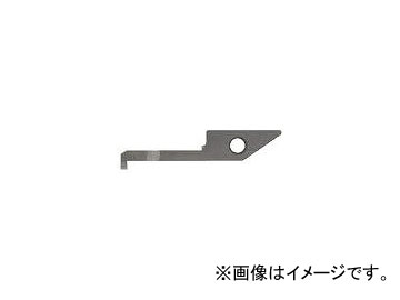 京セラ/KYOCERA 溝入れ用チップ 超硬 VNGR062020 KW10(6510981) JAN:4960664221387 入数:5個