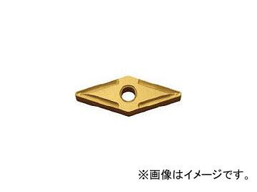 京セラ/KYOCERA 旋削用チップ PVDサーメット VNMG160408 PV7025(6499783) JAN:4960664619443 入数:10個