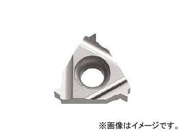 京セラ/KYOCERA ねじ切り用チップ サーメット 16ER14BSPT TC60M(6445411) JAN:4960664043385 入数:10個