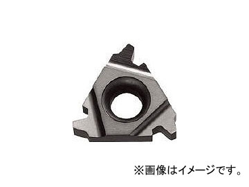 京セラ/KYOCERA ねじ切り用チップ サーメット 16ER200TR TC60M(6445632) JAN:4960664114603 入数:10個