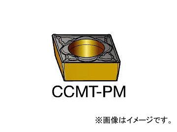 サンドビック/SANDVIK コロターン107 旋削用ポジ・チップ CCMT060208PM 1515(3592553) 入数:10個