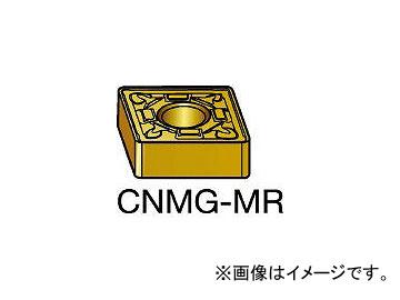 サンドビック/SANDVIK T-Max P 旋削用ネガ・チップ CNMG120408MR 2025(1305719) 入数:10個