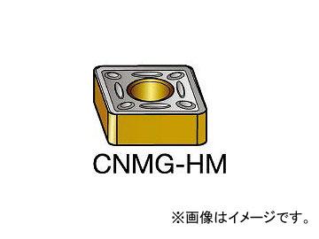 サンドビック/SANDVIK T-Max P 旋削用ネガ・チップ CNMG190624HM 2025(6049508) 入数:10個