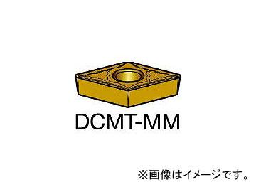 サンドビック/SANDVIK コロターン107 旋削用ポジ・チップ DCMT11T308MM 1125(3590593) 入数:10個