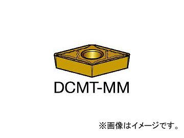 サンドビック/SANDVIK コロターン107 旋削用ポジ・チップ DCMT11T304MM 2025(1721160) 入数:10個