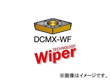 サンドビック/SANDVIK コロターン107 旋削用ポジ・チップ DCMX11T304WF 3210(6190898) 入数:10個