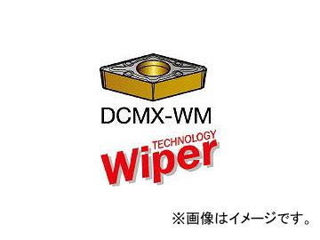 サンドビック/SANDVIK コロターン107 旋削用ポジ・チップ DCMX11T304WM 1115(3590305) 入数:10個