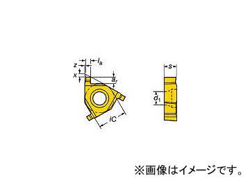 サンドビック/SANDVIK T-Max U-ロック 溝入れチップ L154.0G11CC01110 1020(6063128) 入数:10個