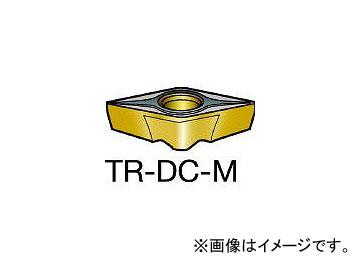 サンドビック/SANDVIK コロターンTR 旋削用ポジ・チップ TRDC1308M 1125(3585182) 入数:10個