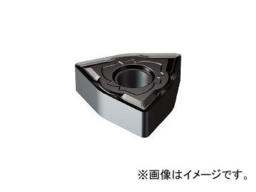 サンドビック/SANDVIK T-Max P 旋削用ネガ・チップ WNMG080404SM H13A(6058965) 入数:10個