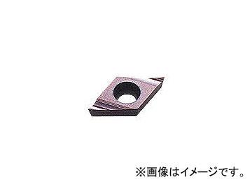 三菱マテリアル/MITSUBISHI PVDコート旋削チップ COAT DCET070202LSR VP15TF(2467402) 入数:10個