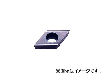 三菱マテリアル/MITSUBISHI PVDコート旋削チップ COAT DCGT0702V3RSN VP15TF(2467674) 入数:10個