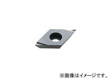 三菱マテリアル/MITSUBISHI P級超硬旋削用チップ 超硬 DEGX150402LF HTI10(2473232) 入数:10個