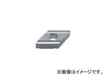 三菱マテリアル/MITSUBISHI チップ 超硬 DNGG150408R UTI20T(1179659) 入数:10個