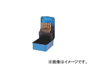 三菱マテリアル/MITSUBISHI コーティングドリルセット GSDSET19(1081471)