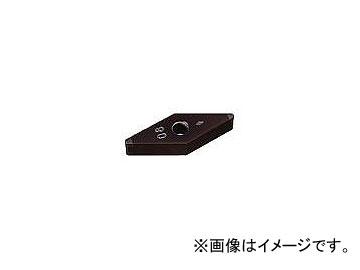 三菱マテリアル/MITSUBISHI コンパックス CBN NPVNGA160404GA4 MBC020(6875009)