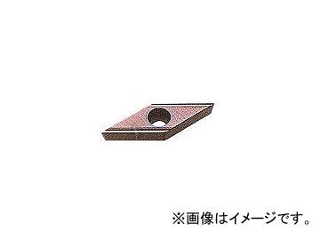 三菱マテリアル/MITSUBISHI P級サーメット旋削チップ CMT VBET110302LSN NX2525(2473704) 入数:10個