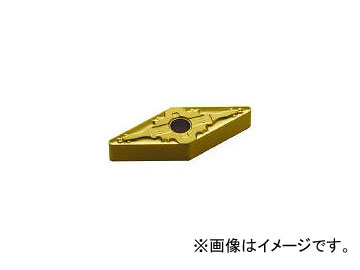 三菱マテリアル/MITSUBISHI M級PVDコート旋削チップ COAT VBMT160408MV VP45N(2474042) 入数:10個