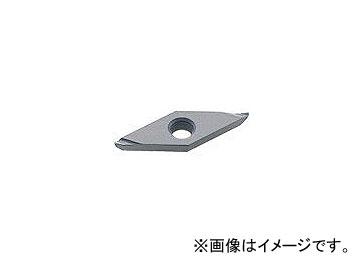 三菱マテリアル/MITSUBISHI チップ 超硬 VDGX160304L HTI10(1188941) 入数:10個