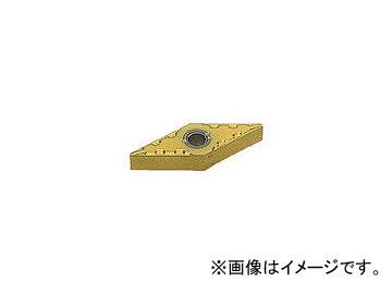 三菱マテリアル/MITSUBISHI M級ダイヤコート旋削チップ COAT VNMG160408FH UE6020(2469634) 入数:10個
